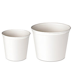 53 OZ/ PAPER BUCKET  (50/SLEEVE)