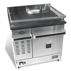 Pacific Diesel Cookstove with Oven