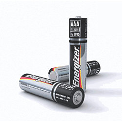 AAA CELL ALKALINE BATTERY 2 PACK