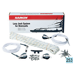 MEDIUM LAZY JACK KIT 27FT TO 37FT
