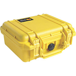 1200 YEL WATERTIGHT CASE 11X10X5IN
