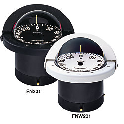 FLUSH MOUNT NAVIGATOR COMPASS, BLK.