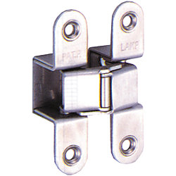STAINLESS CONCEALED HINGE EA