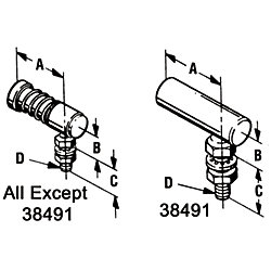 BALL JOINT F/40 SERIES CABLE