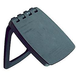 BLK WATERPROOF CAP F/1031/1032