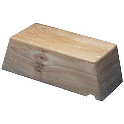 DORADE BOX TEAK 16INX7INX5-3/8IN