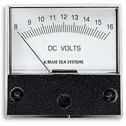8-16VDC ANALOG MICRO VOLTMETER