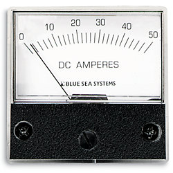0-100A DC MICRO AMMETER W/SHUNT
