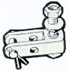 CLEVIS FOR STEERING CONNECTION