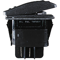 SPST ON/OFF MOMENTARY ROCKER SWITCH