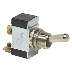 S.P.S.T., HEAVY DUTY TOGGLE SWITCH