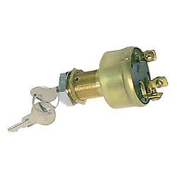 BRS MAGNETO IGNITION SWITCH 3 POS