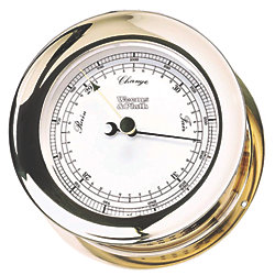 BAROMETER CHROME ATLANTIS