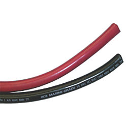 6 RED TINNED BATTERY CABLE (50FT)