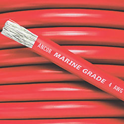 4 BLK TINNED BATTERY CABLE (50FT)