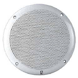 SPEAKER 6IN 2-WAY 80W PR WHITE