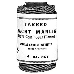 TARRED YACHT MARLIN 4OZ TUBE 3/32IN