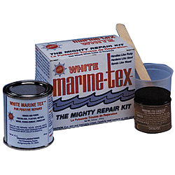 MARINETEX GRAY 2 OZ KIT