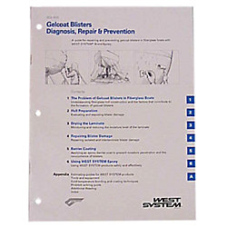 GELCOAT BLISTERS REPAIR BOOK