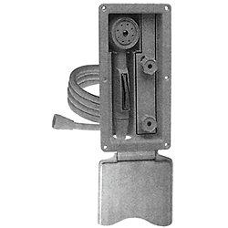 AFT-DECK SHOWER SYSTEM