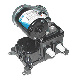 24V 8GPM 3/4IN DIAPHRAGM BILGE PUMP
