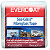 4IN 6OZ FIBERGLASS TAPE (10YD)