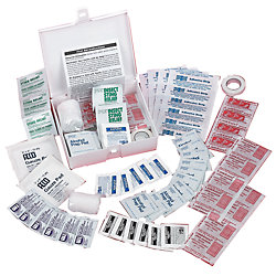 FISH N SKI FIRST AID KIT (74PC)