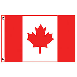 2FTX3FT CANADA FLAG