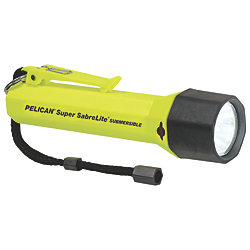 2000 BLK SABRELITE XENON FLASHLIGHT