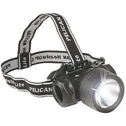 2600CS BLK HEADS UP KRYPTON HEADLAMP