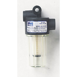 GAS IN LINE FUEL FILTER 10M 25GPH