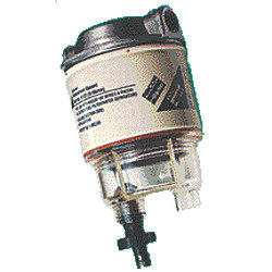 SPIN-ON FUEL FILTER 15GPH W/DRAIN