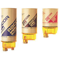 SPIN-ON FUEL FILTER F/GM/DDC 30MIC