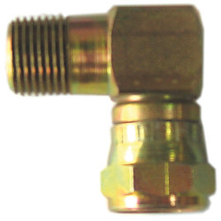 FITTING-ELBOW SWIVEL ADAPTER