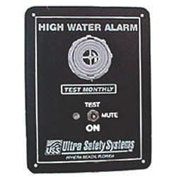 HIGH WATER PANEL AUDIO ALARM