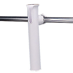 POLYPRO RAIL MOUNT ROD HOLDER WHITE