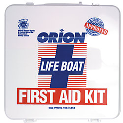 LIFE BOAT FIRST AID KIT MEETS USCG