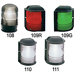 12/24/32V 2NM BLK SIDELIGHT RED