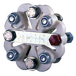 FLEXIBLE COUPLING, BW HURTH PRM