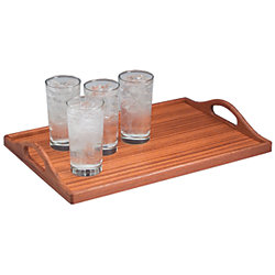 SERVING TRAY, 183/4INX121/4INX1-7/8IN
