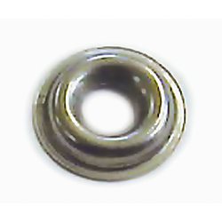 #8 SS FINISH FLANGED WASHER