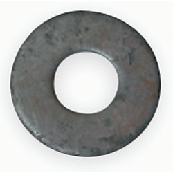 1/4IN HOT GLV FLAT WASHER