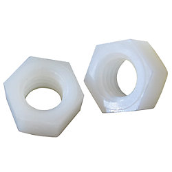 5/16-18 NYL HEX NUT