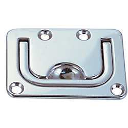 CHR ZINC FLUSH LIFTING HANDLE