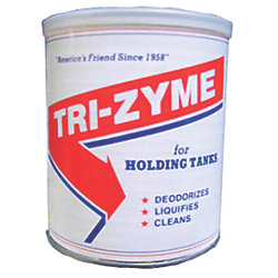 TRI-ZYME FOR HOLDING TANKS