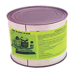 HYPALON GLUE KIT METAL CAN