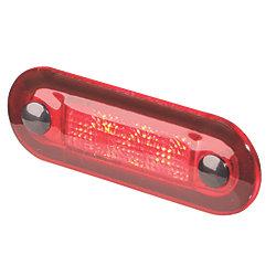 Oblong Wide LED 9510 Series Courtesy Lights