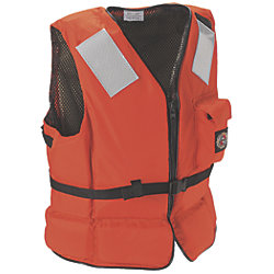 TYPE III DECKHND VEST/BELT/TAPE SM