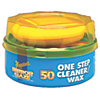 One Step Cleaner Wax