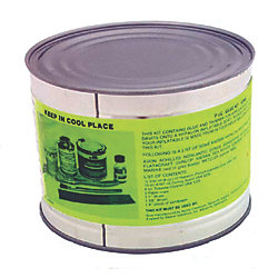 PVC GLUE KIT METAL CAN
